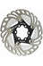 Reverse AirCon - Disque de frein - 6 trous noir